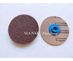 Abrasive Quick Change Sanding Discs