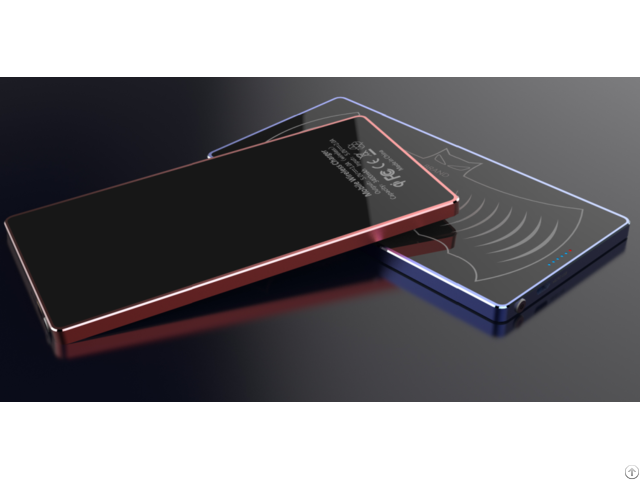 Ymp Y1 Mobile Ultra Thin Wireless Charger