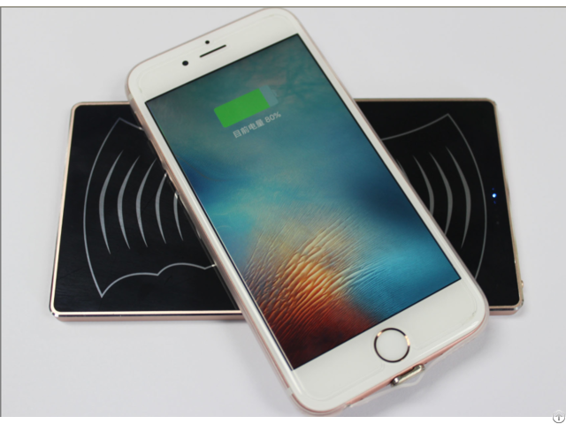 Wireless Charging Mobile Power Supply