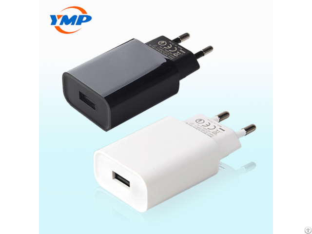 Power Adapter For Cellphone With Usb Port