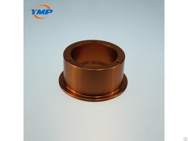 Machining Milling Anoidzed Aluminum Alloy Rapid Prototyping Parts