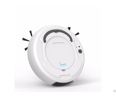 Longwell New Product Auto Home Mini Robot Vacuum Cleaner