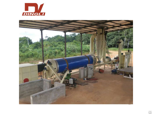 Complete Organic Fertilizer Production Line