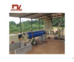 Complete Organic Fertilizer Production Line