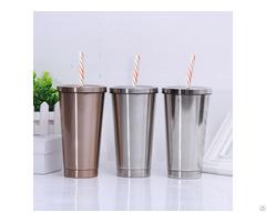 Stainless Steel Mug Straw