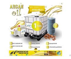 Virgin Moroccan Argan Oil