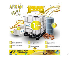 Organic Bulk Argan Oil