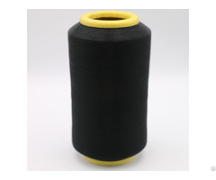 Carbon Fiber Conductive Nylon 20d 3f Intermingling 75d Fdy Polyester For Esd Workwear Xtaa184