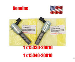 Vvt Valve Engine Variable Timing Solenoids Left And Amp Wholesale