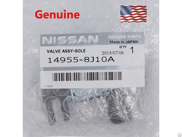 Hot Sale High Quality Control Solenoid Valve P1800 K5t46673 14955 8j10a 149558j10a For Nissan Vias