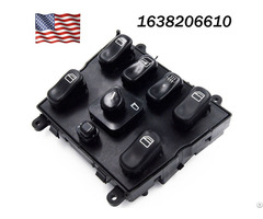 New Electric Power Window Master Control Switch Fits 1998 2003 Mercedes Benz Ml