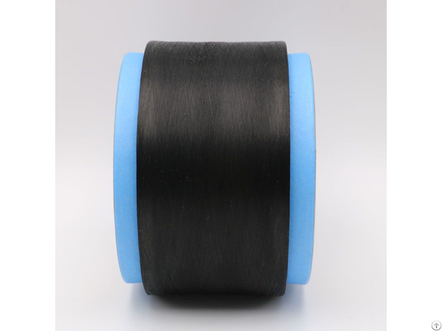 Carbon Inside Conductive Nylon Filaments 60d 9f Cross Section Outer Ring Type Anti Static Xtaa200