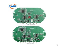 Wireless Charger Custome Pcba 3 Coils 5v 1a Transmitter