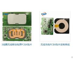 Wireless Charger 3 Coils 5v 1a Transmitter Pcba Patch