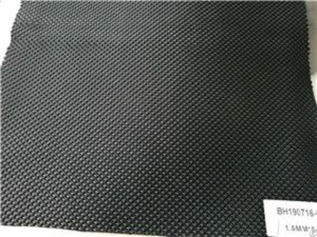 Bh190716 08 Black Fabric Textile With Mesh 1 5mm 54