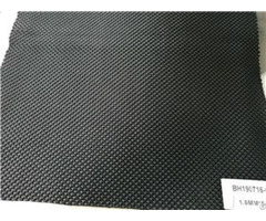 Bh190716 08 Black Fabric Textile With Mesh 1 5mm 54 Inch