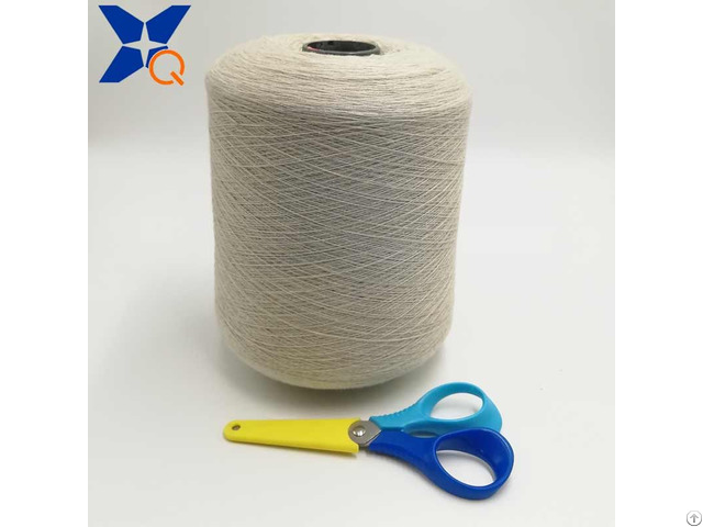 Ne21 2ply 10 Percent Stainless Steel Staple Fiber Blended With 90 Percent Polyester For Touch Scre