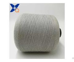 Ne16 1ply 5 Percent Stainless Steel Staple Fiber Blended With 95 Percent Polyester For Touchscreen