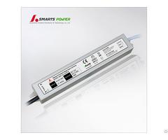 Ac To Dc 24v 40w Constant Voltage Led Transformer