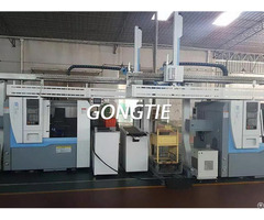 Automatic Cnc Lathe With Gantry Loader Precise
