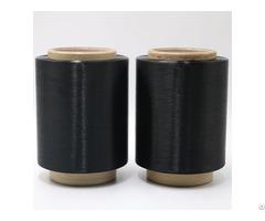 Conductive Carbon Inside Nylon Fiber Filaments 20d 3f Trilobal Threeleaf Esd Fabrics Garment Xtaa015