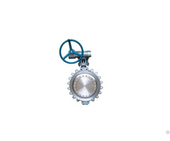 Api 815l Trieccentric Butterfly Valve With Lug