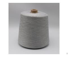 Ne32 1ply 20% Stainless Steel Fiber Blended With 80% Polyester Ring Spun Yarn Xtaa247