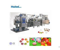 Ce And Iso Certificate 150kg H Gummy Beear Making Machine From Hiatel Lily