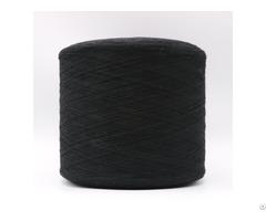 Carbon 20d Wrap Black Bamboo Fiber Yarn Ne16 By S Z Concurrently Xtaa201