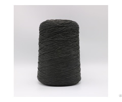 Carbon 20d Nylon Filaments Outer Ring Intermingling With Polyester Fdy 75d Xtaa041
