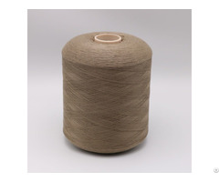Ne32 2plies 20% Stainless Steel Blended With 80% Microfiber Polyester Conductive Yarn Xt11689