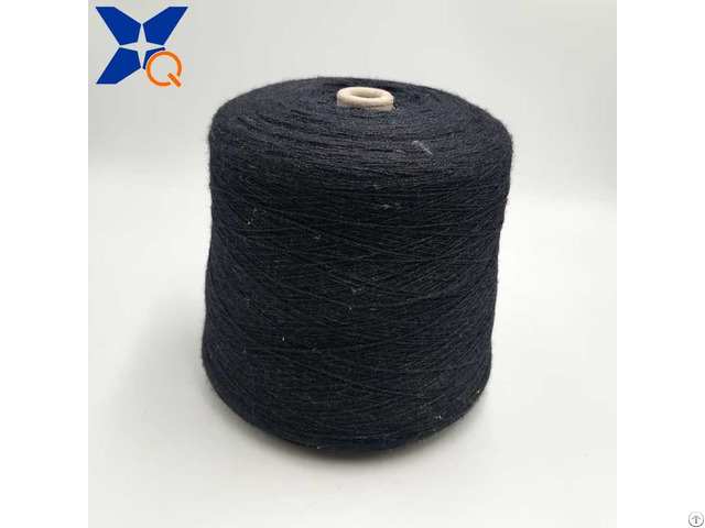 20% Stainless Steel Staple Fiber Blended With 65% Cashmere Wool 15% Ny Xt11428