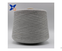 Ne21 2ply 20% Stainless Steel Staple Fiber Blended With 80% Polyester Anti Emi Rfi Fabrics Xt11752
