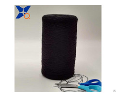 Carbon Conductive 20d To Wrap The Black Nm26 2 Bulky Acrylic S Z Direction For Knitting Xt11835