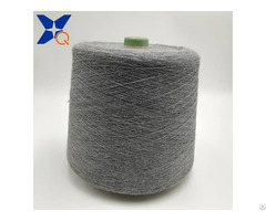 30 Percent Carbon Inside Staple Fiber Blended With 70 Percent Bulky Acrylic For Knitting Touchscre