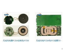 Custom Pcba Patch 3 Coils Wireless Charging