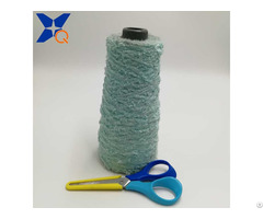 Nm13 Microfiber Half Fancy Yarns Could Not Pass Needle Detector Conductive Touchsreen Xt11019