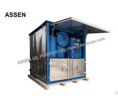 Offer 6000lph High Vacuum Transformer Oil Purification Dielectric Fluid Filtration Machine