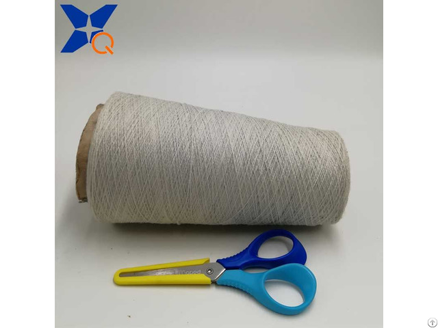 Nm26 2plies 60% Cashmere Wool 30% Nylon Fiber 10% Stainless Steel Worsted Spun Yarn Xt11427
