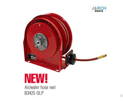 New Product Ultra Compact Enclosed Drive Spring 7 6m Premium Duty Hose Reels