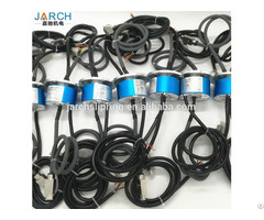 Industrial Ethernet Bus Slip Rings For Hdmi Coaxial Signal