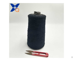 Conductive Touchsreen Nm13 Microfiber Half Fancy Yarns Could Not Pass Needle Detector Xt11509