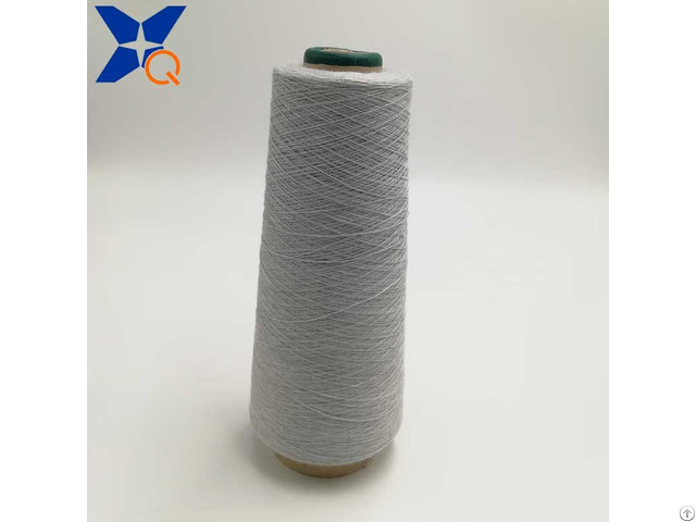 Ne30 2plies 20% Stainless Steel Blend With 80% Polyester For High Strength Tape Filter Xt11779