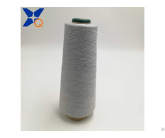 Ne30 2plies 20 Percent Stainless Steel Blend With 80 Percent Polyester For High Strength Tape Filt
