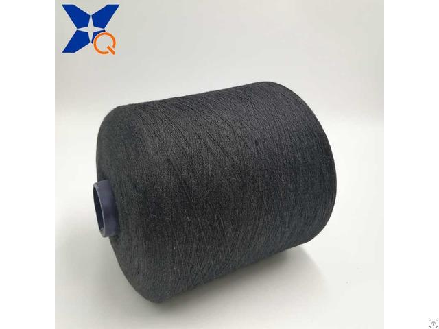 Ne32 2plies 20 Percent Metal Fiber Blended With 80 Percent Polyester Knitting Finger Tip Touchscre