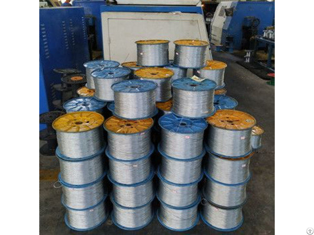 Hot Sale Steel Wire Rope Diameter 1 5mm Structure 7x7