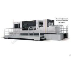 High Speed Automatic Die Cutting Machine For Corrugated