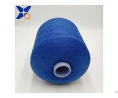 Ne21 2plies 10 Percent Stainless Steel Blended 90 Percent Polyester For Knitting Touch Screen Glov