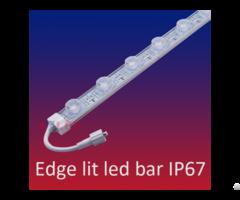 Ip67 Edgelight Led Bar