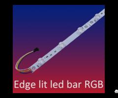 Ip20 Edgelight Led Bar Rgb
